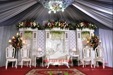 gebyok pengantin minimalis sederhana