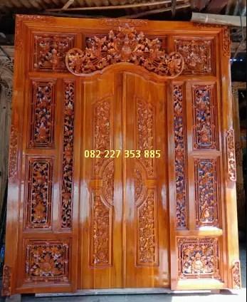 pintu gebyok bali modern
