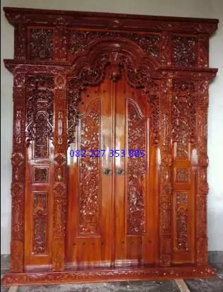 pintu gebyok jepara murah