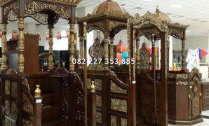 Jual mimbar masjid di jakarta utama murah