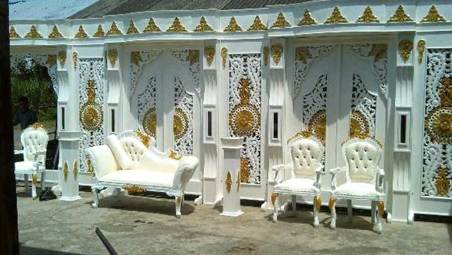 Pabrik dekorasi pernikahan