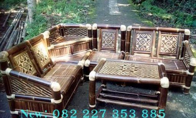 920 Model Kursi Bambu Modern HD Terbaik