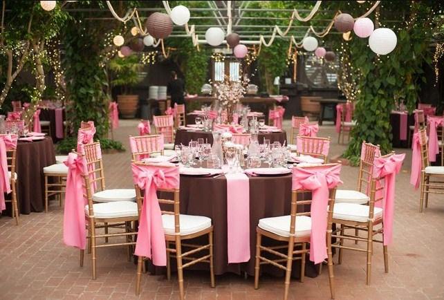 kursi tiffany wedding