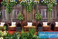 Kursi Pernikahan Madura Matahari