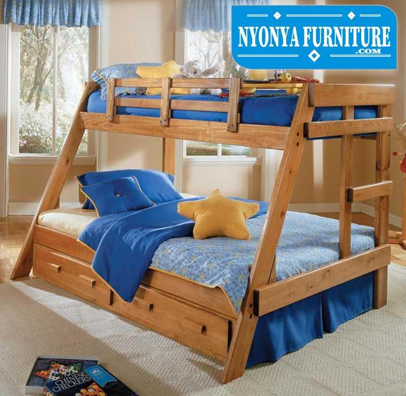 Tempat Tidur Anak Tingkat Gibran