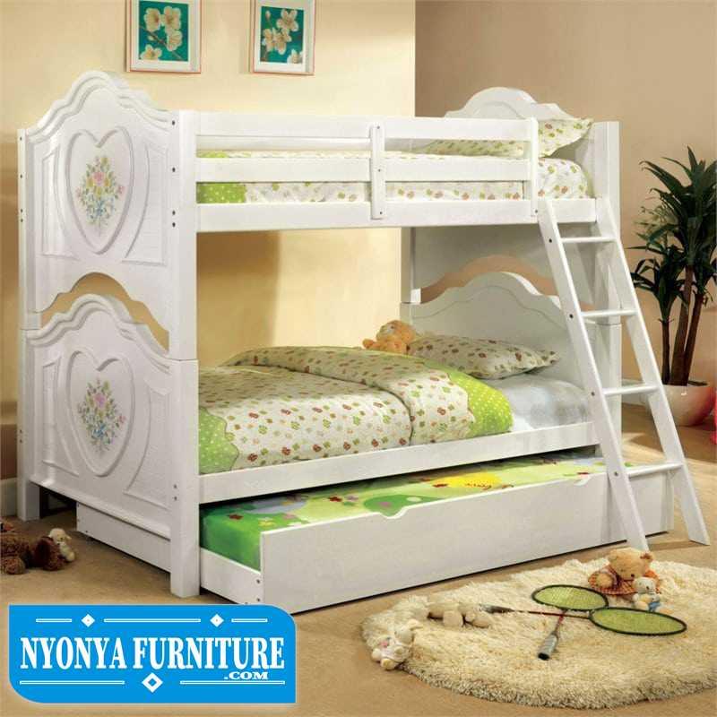 Tempat Tidur Bertingkat Modern