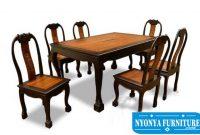 Koleksi Meja makan hongkong klasik