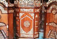 Jual Mimbar Masjid Di Bandung