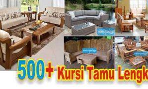 Kursi Tamu Kayu Jati Jepara terlengkap