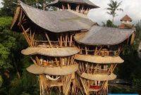 Gazebo Bambu Unik