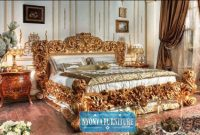 Tempat Tidur Mewah Kualitas Terbaik