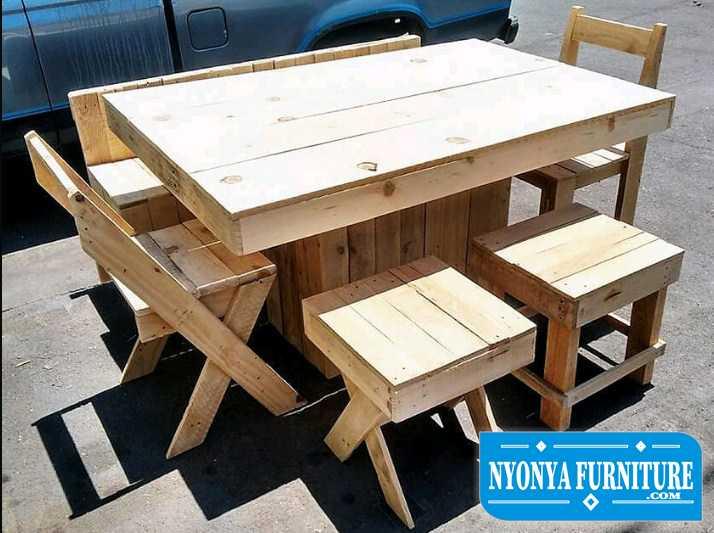 kursi meja makan unik