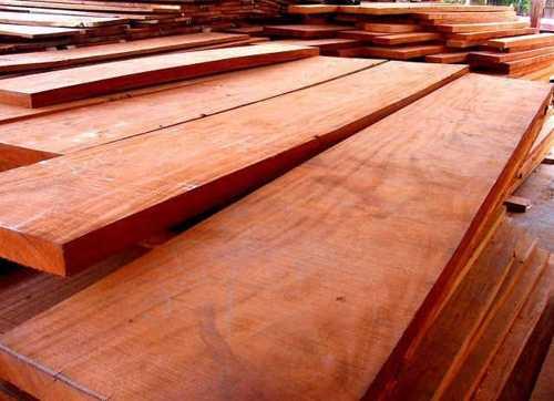 papan kayu mahoni
