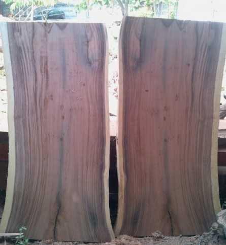 papan kayu trembesi