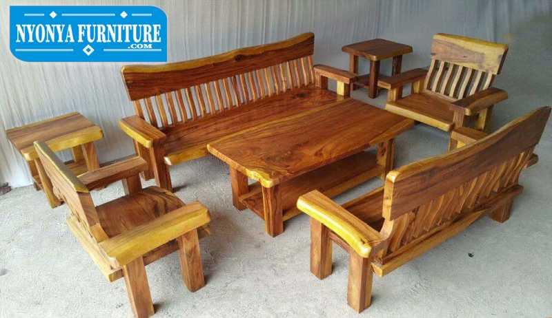 Kursi tamu kayu Sonokeling