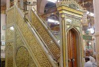 Mimbar Masjid Jati Harga Termahal