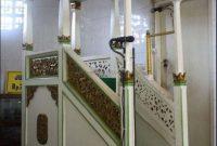 mimbar masjid jati
