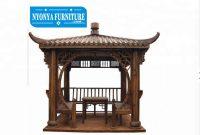 Gazebo Chinese Paviliun